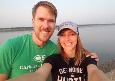 Mary Ryan and Husband