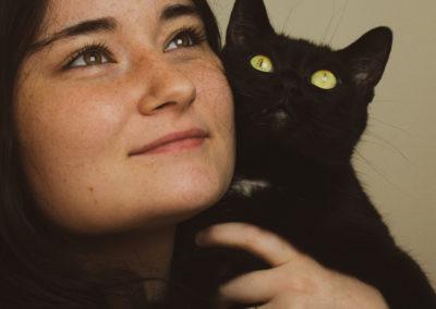 Hannah & Obsidian