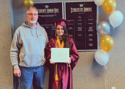 Hannah & Her Dad